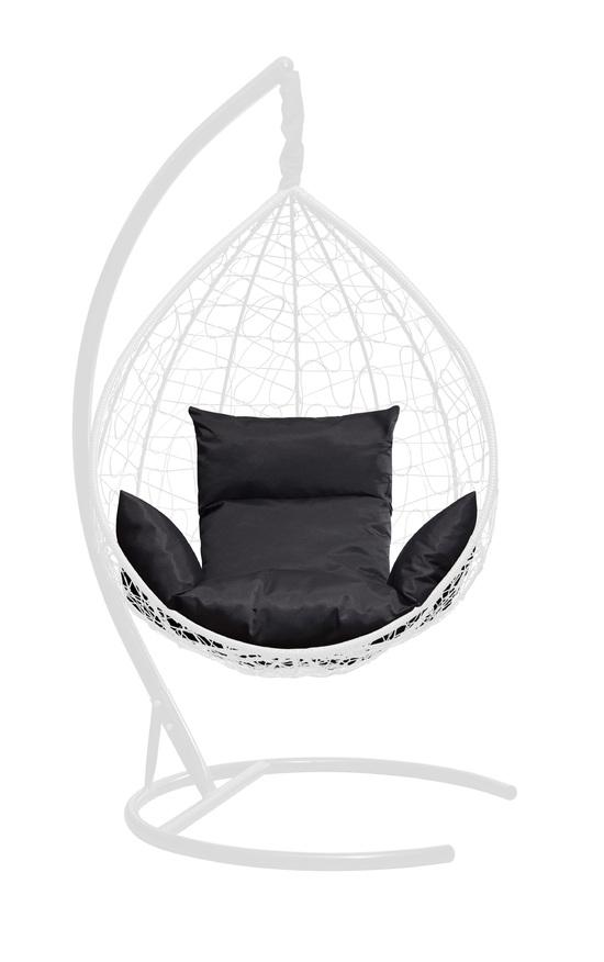 Фото №2 Подушка со спинкой и подлокотниками для подвесного кресла