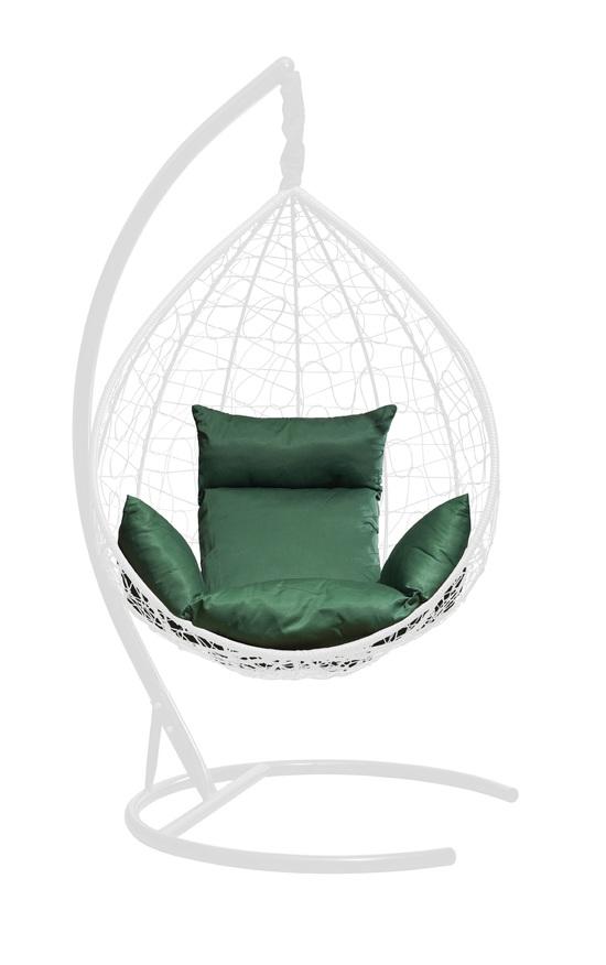 Фото №4 Подушка со спинкой и подлокотниками для подвесного кресла