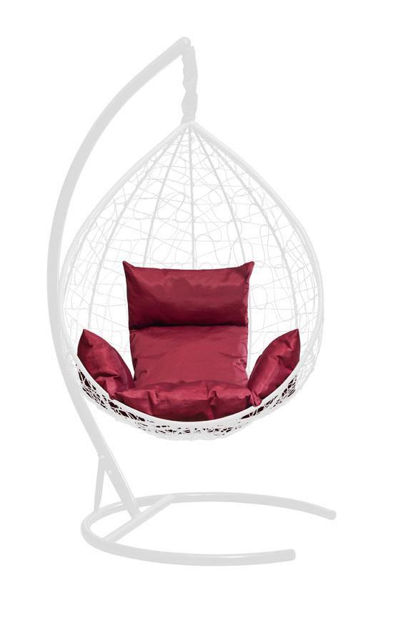 Фото №5 Подушка со спинкой и подлокотниками для подвесного кресла