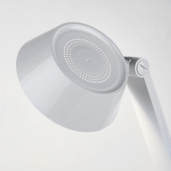 Фото №4 Светодиодная настольная лампа с сенсорным управлением 80426/1 белый
