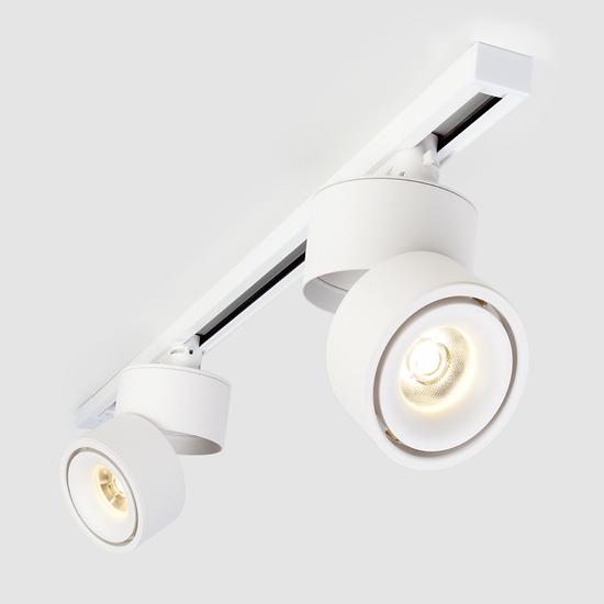 Фото №2 Светильник потолочный светодиодный Klips Белый 15W 4200K LTB21