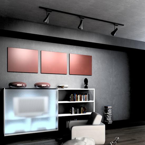 Фото №4 Светильник потолочный светодиодный Hardi Черный 9W 4200K LTB18