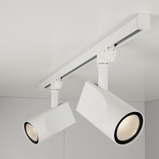 Фото №2 Светильник потолочный светодиодный Vista Белый 32W 4200K LTB16