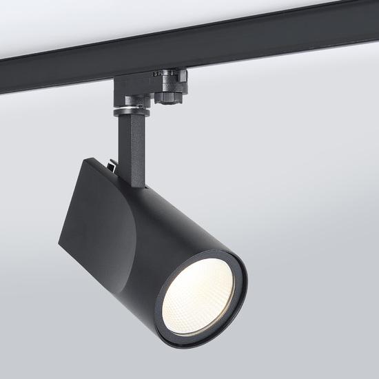 Фото №3 Светильник потолочный светодиодный Vista Черный 32W 4200K LTB16