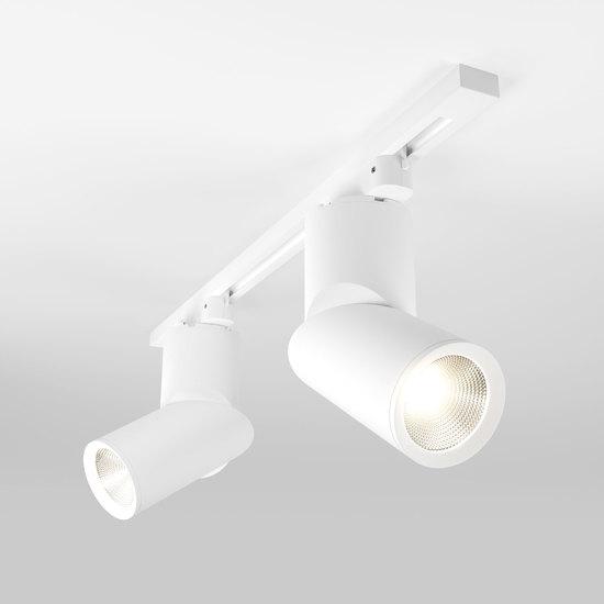 Фото №2 Светильник потолочный светодиодный Corner Белый 15W 4200K LTB33