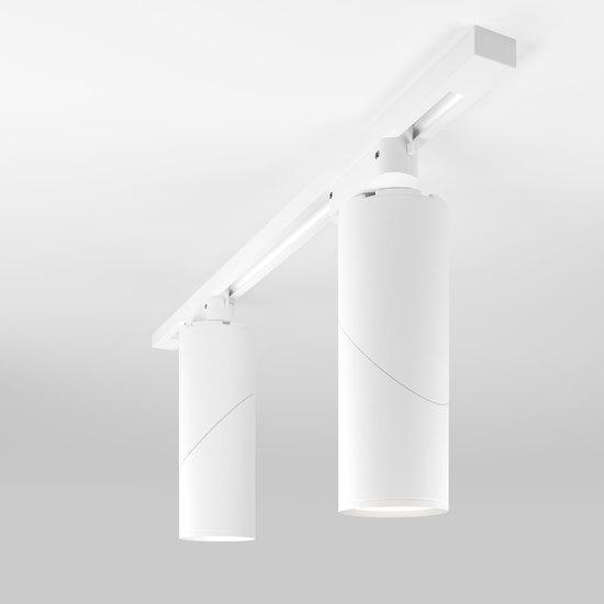 Фото №3 Светильник потолочный светодиодный Corner Белый 15W 4200K LTB33