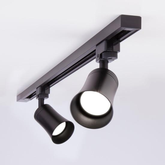 Фото №2 Светильник потолочный Vetro Черный GU10 MRL 1001