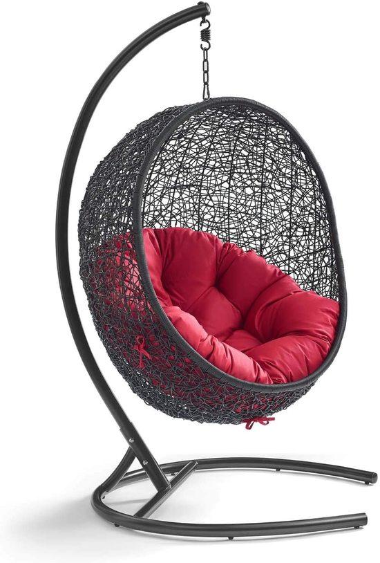 Фото №2 Подвесное кресло-кокон  ENCASE WICKER