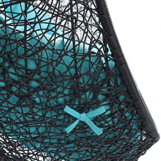 Фото №14 Подвесное кресло-кокон  ENCASE WICKER