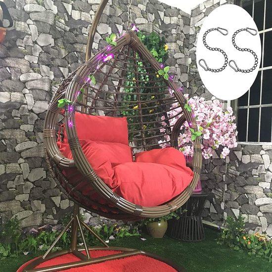 Фото №5 Цепь для садовых качелей, кресла-кокона и гамака (1 шт.)