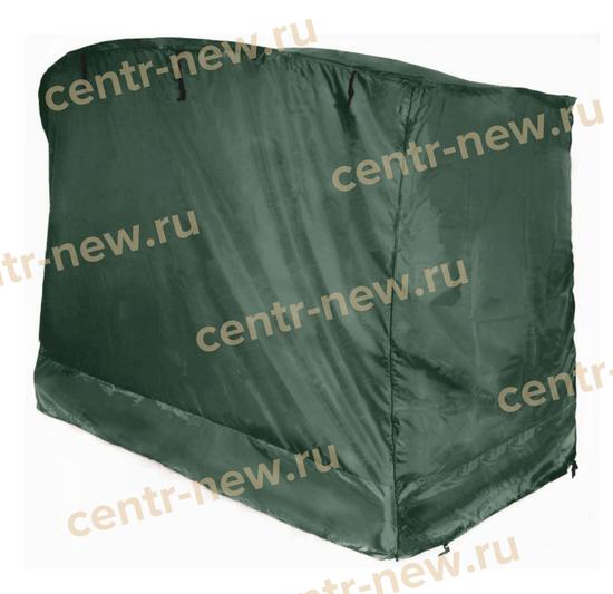 Фото №2 Чехол для садовых качелей МОНАКО (зеленый)
