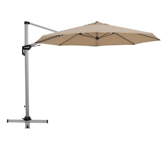 Фото №3 Садовый зонт Garden Way MONACO Кремовый арт. А002-3300