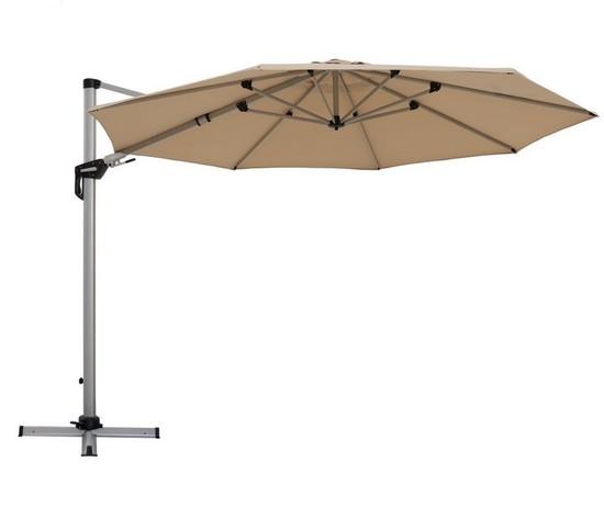 Фото №2 Садовый зонт Garden Way MONACO Кремовый арт. А002-3300
