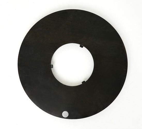 Фото №2 Жарочная поверхность (металлический круг) 600