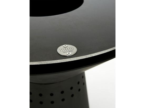 Фото №4 Жарочная поверхность (металлический круг) 600