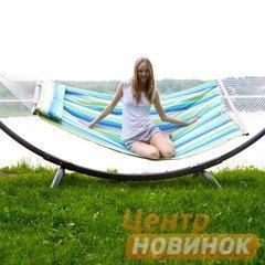 """фото Комплект гамак с каркасом """"Malibu SET"""" двухместный"""