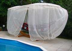 Фото №3 Навес с москитной сеткой для каркаса RIO GRAND