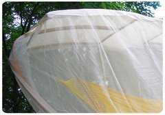 Фото №5 Навес с москитной сеткой для каркаса RIO GRAND
