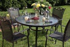 Фото №2 Столовый комплект VERONA (стол и 4 стула)