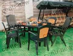 Фото №4 Кресло пластиковое складное