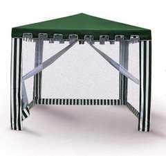 Фото №2 Садовый шатёр 3х3 с москитной WS-G02