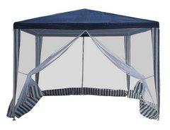 Фото №3 Садовый шатёр 3х3 с москитной WS-G02