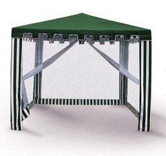 фото Садовый шатёр 3х3 с москитной WS-G02