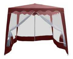 Фото №3 Садовый шатёр 3х3 с москиткой AFM- 1035NA