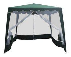 фото Садовый шатёр 3х3 с москиткой AFM- 1035NA