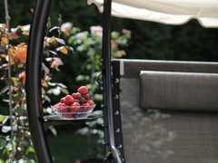 Фото №11 Подвесные садовые качели WAVE