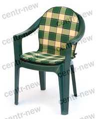 Фото №2 Подушка для кресла со спинкой