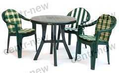 Фото №3 Подушка для кресла со спинкой