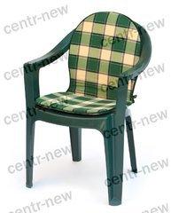 фото Подушка для кресла со спинкой