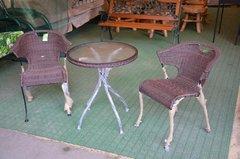 Фото №2 Чехол для стула пыле/водоотталкивающий