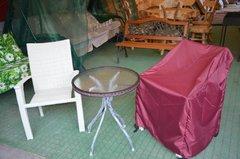 Фото №5 Чехол для стула пыле/водоотталкивающий