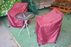 Фото №6 Чехол для стула пыле/водоотталкивающий