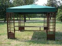 Фото №3 Беседка тент-шатер GardenWay SLG033