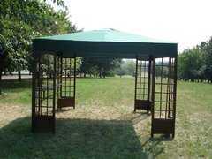 Фото №4 Беседка тент-шатер GardenWay SLG033