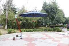 Фото №3 Зонт тент-шатер GardenWay SLHU003