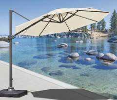 фото Садовый зонт  А002-3000 кремовый