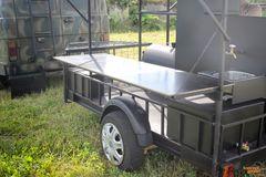 Фото №5 Прицепная гриль-кухня