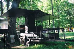 Фото №8 Прицепная гриль-кухня