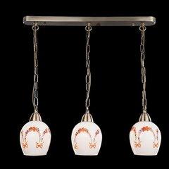фото Подвесной светильник 50030/3 античная бронза