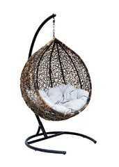 Фото №2 Подвесное кресло Tropica + каркас