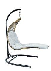 фото Подвесное кресло-шезлонг Relaxa + каркас