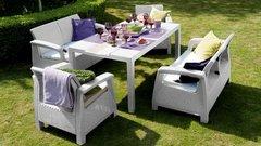 Фото №3 Комплект садовой мебели Corfu Mega Fiesta