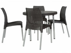 Фото №2 Комплект садовой мебели Jersey set