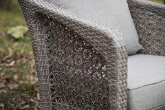 Фото №5 Кресло ЛАБРО из искусственного ротанга