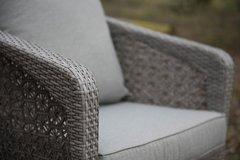 Фото №6 Кресло ЛАБРО из искусственного ротанга