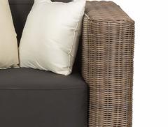 Фото №4 Роскошное кресло ГРАНДА из искусственного ротанга
